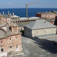Fotografie din Pelerinajul de la Muntele Athos (3)