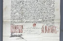 Grigorie Ghica voievod pentru milă de vinăriciu, 1750