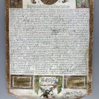 Matei Ghica voievod pentru milă de bani din Cămara domnească, 1753