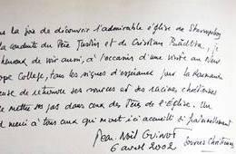 Jean Noel Guinot Sources Chretienes