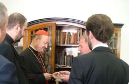 Cardinalul Gianfranco Ravasi