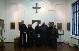 Monahi franciscani