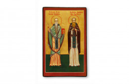 Cuviosii Ioan Casian si Dionisie Exigul