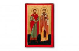 Sfintii Ioan cel Nou de la Suceava si Niceta de Remesiana