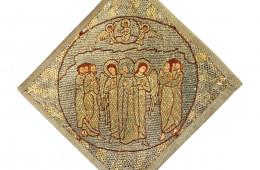 Fragment de broderie (Nabederniţă ?)