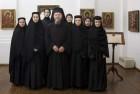 Obstea Manastirii Stavropoleos, mai 2010
