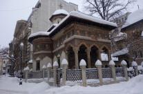 Iarna la Stavropoleos (6)
