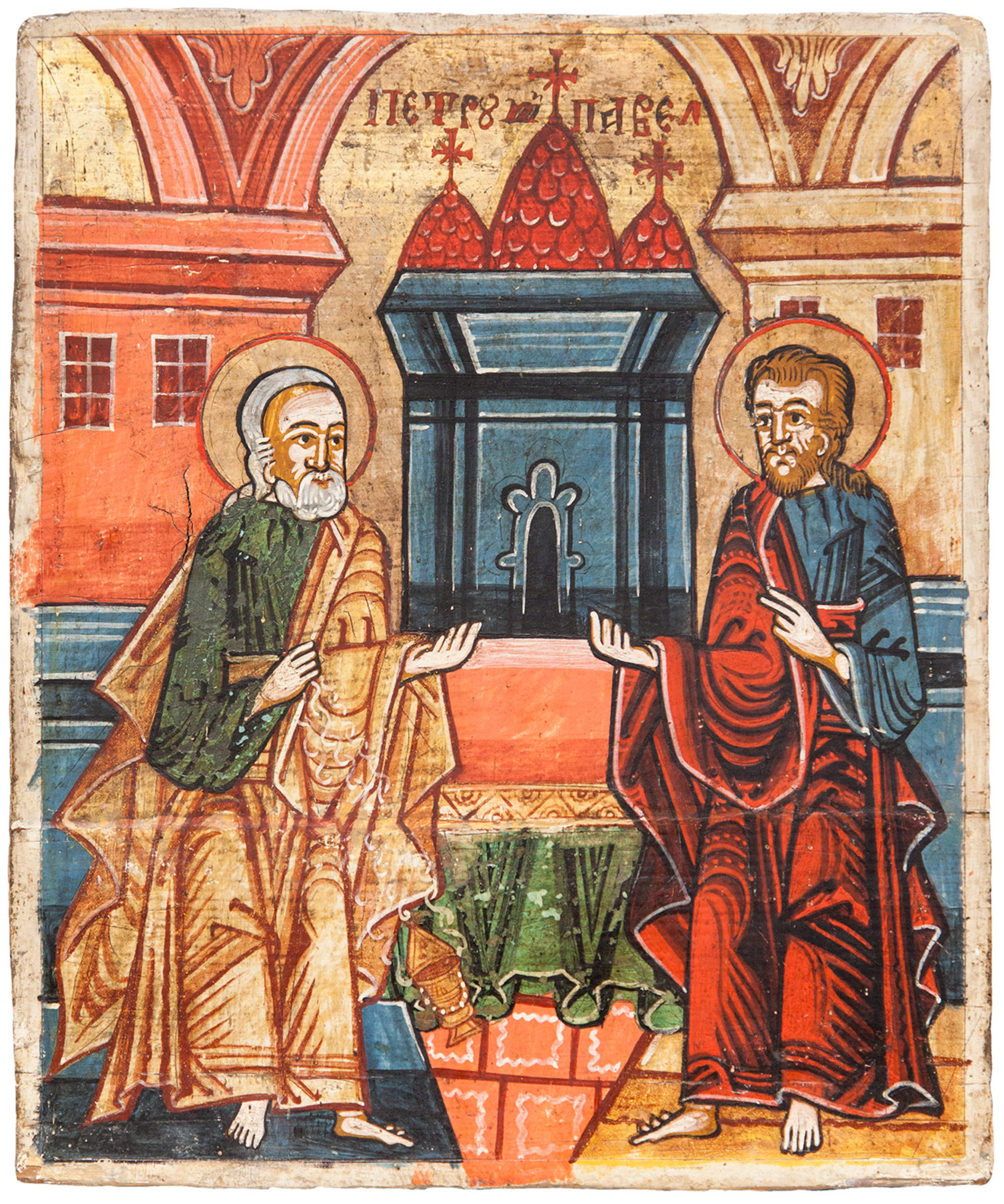 2a - Sfintii Apostoli Petru si Pavel