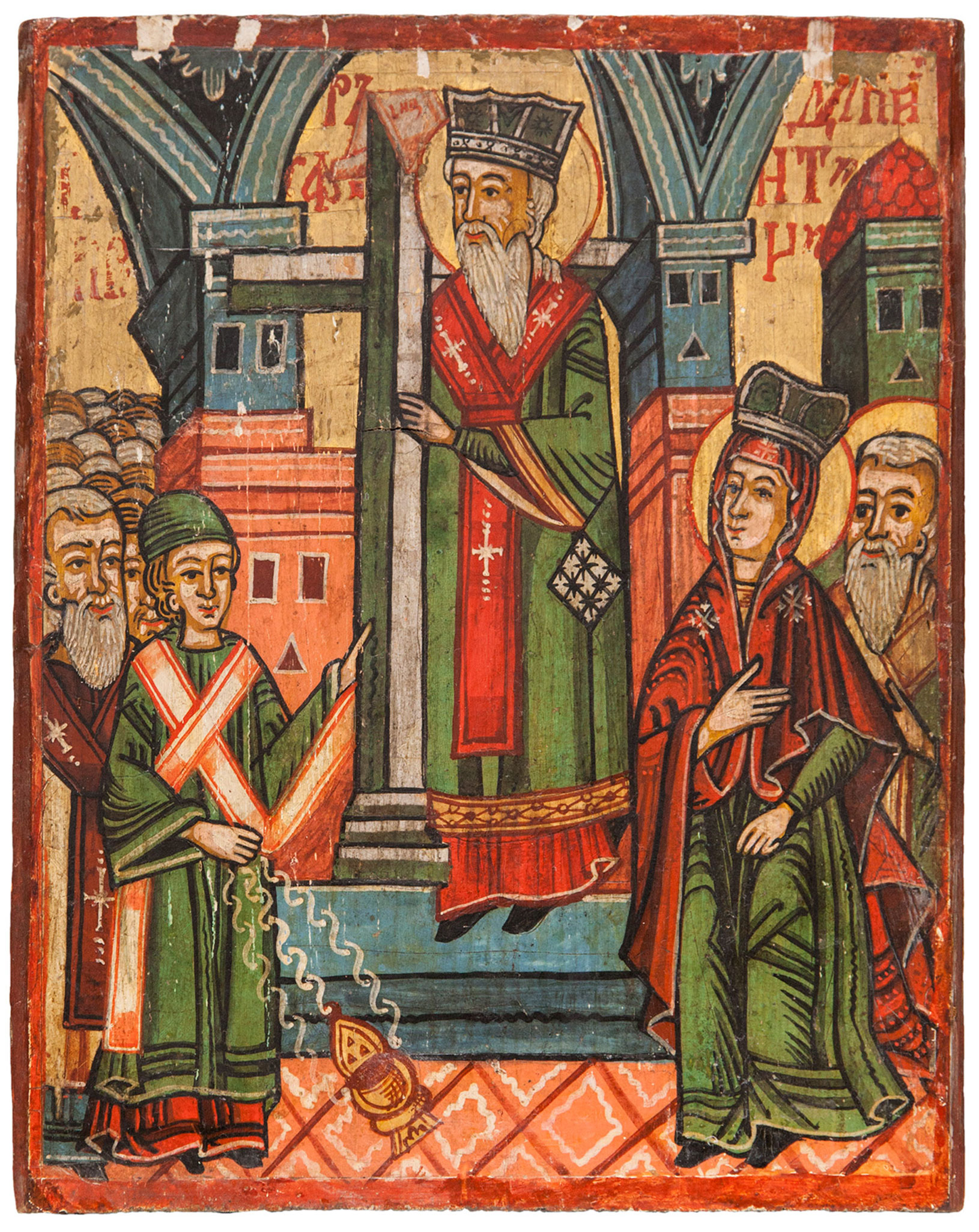 3b - Inaltarea Sfintei Cruci