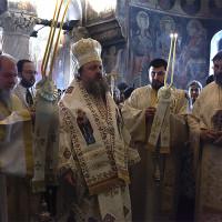 Hramul de vara si hirotonie la Manastirea Stavropoleos