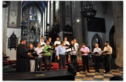 Rehearsals in Krakow