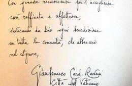 Cardinal Gianfranco Ravasi