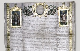 Testament of the church's founder Ioanichie