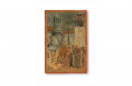 The Entrance of the Theotokos into the Temple (The Presentation)