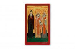 Saints Antim Ivireanu, John of Partos and John of Prislop