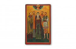 Holy confessors from Transylvania