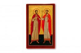Saints Martyr John the Valah and Martyr Iuliu Veteranul