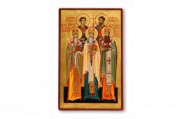Saints Martyrs Pasicrat and Valentin, and Saints Hierarchs of Transylvania
