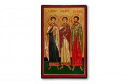 Saints Martyrs Epictet, Astion and Emilian of Durostor