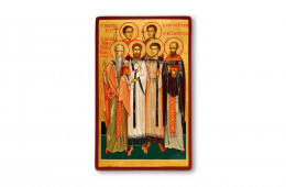 Saints celebrated on August, 11, 21 and 23