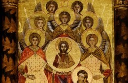 Synaxis of the Saint Archangels, Ion Grigorescu