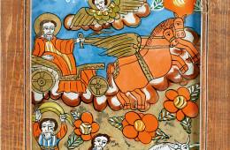 The Chariot of Elijah