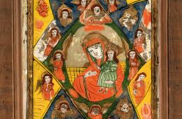 The Mother of God – the Burning Bush
