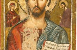 Jesus Christ Pantokrator (2)