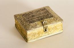 Casket for relics