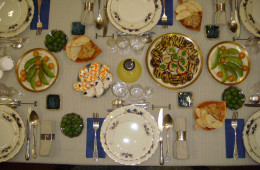 Patron saint day feast