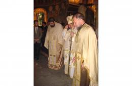 Divine service of Saint Justin, 2010 (1)