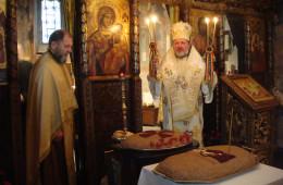 Divine service of Saint Justin, 2010 (4)