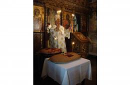 Divine service of Saint Justin, 2010 (5)