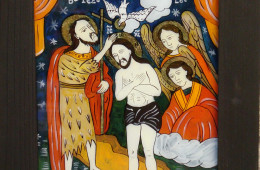 The Baptism of Christ (Theophany)