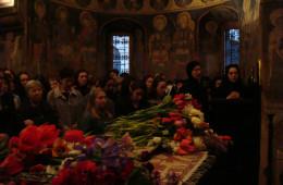 Lamentation at the Tomb