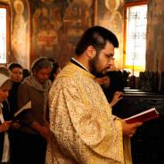 New Servant at Stavropoleos Monastery