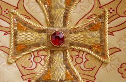 Crosses on the phelonion