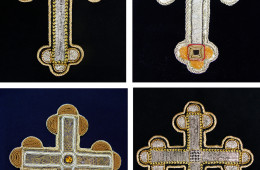 Crosses, the Great Lent