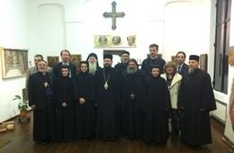 PS Macarie, clerici si teologi scandinavi