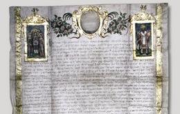Testamentul ctitorului Ioanichie