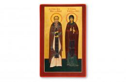 Cuviosii Ioan Iacob de la Neamt si Teodora de la Sihla