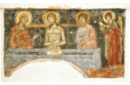 Iisus în mormânt