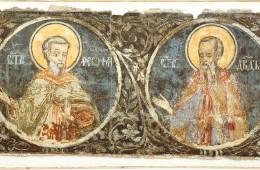 Sfintii Teofan si David
