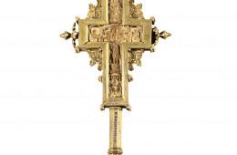 Cruce de mână (Răstignirea/Botezul)