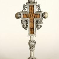 Cruce de masă: Botezul cu praznice şi sfinţi/Răstignirea cu praznice şi sfinţi
