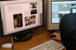 Tehnoredactarea revistei Candela Nordului