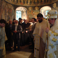 Slujba Sfantului Iustin, 2010 (2)