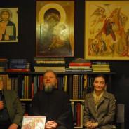 Lansare album Manastirile Olteniei