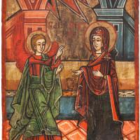 Noi icoane în colecția mănăstirii