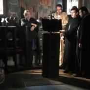 Jordi Savall a vizitat Manastirea Stavropoleos